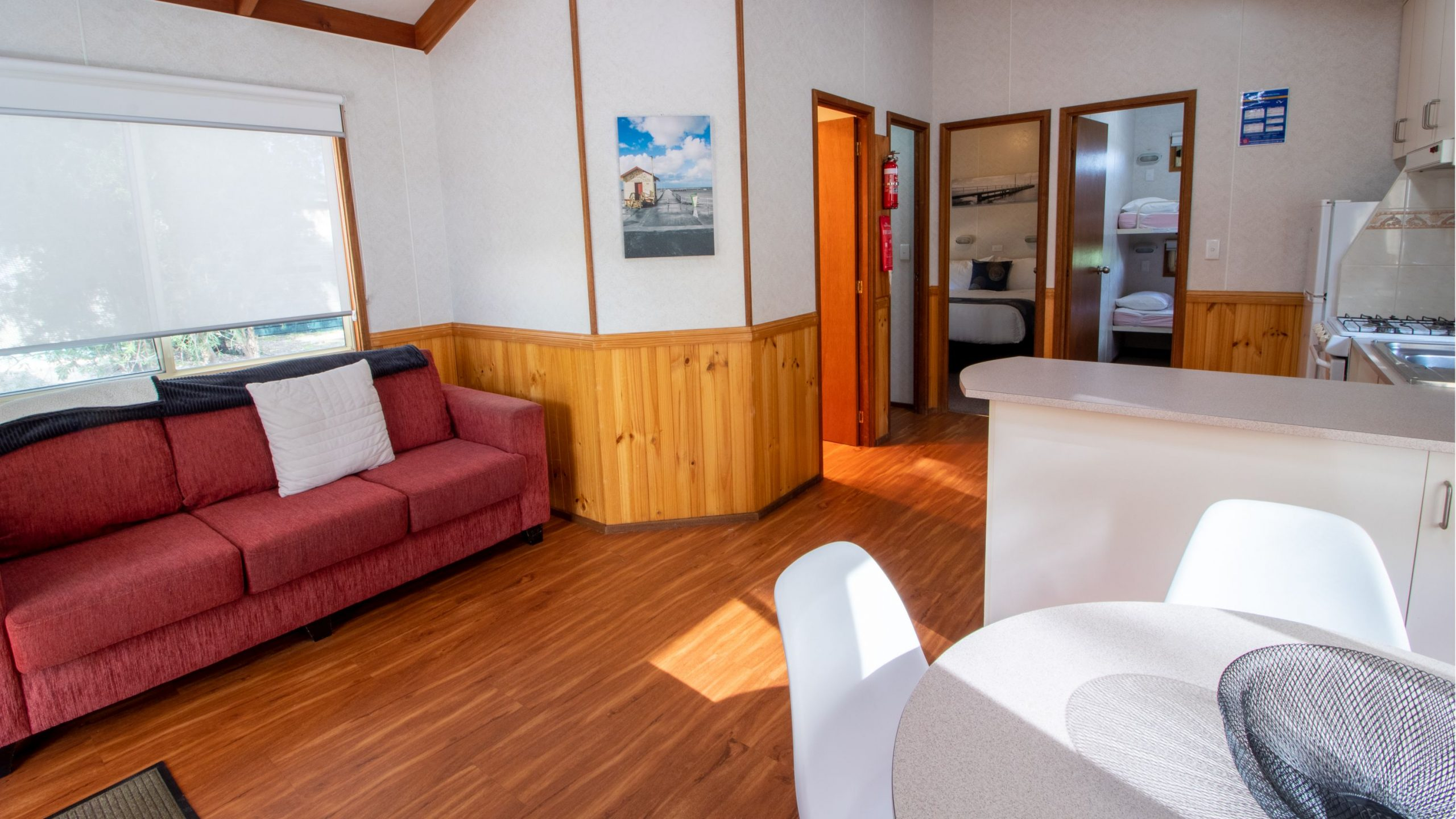Deluxe Cabin internal