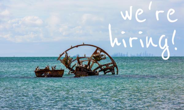 We're hiring - Website